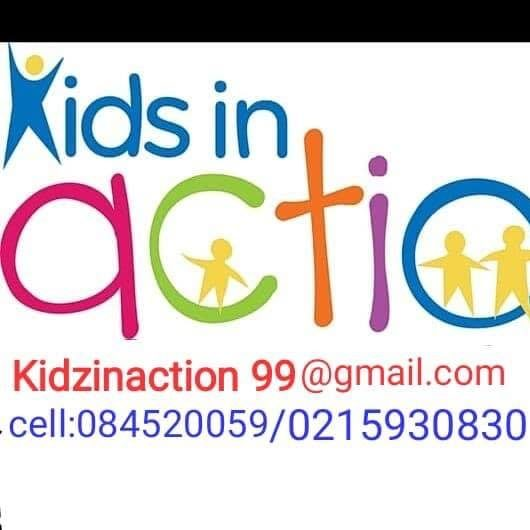 Kids in Action Party Hire