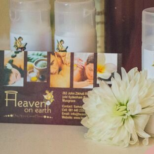 Heaven on Earth Guesthouse and Spa