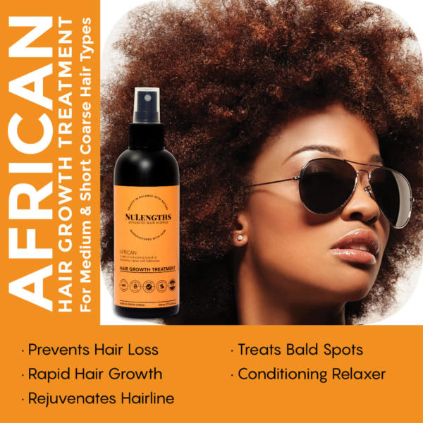 African Hair Growth Treatment