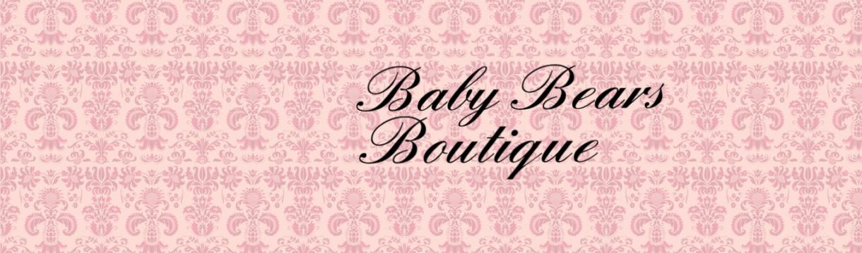 Baby Bears Boutique