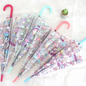 Kids Unicorn Umbrellas