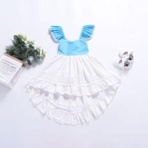 Blue Belle Dress