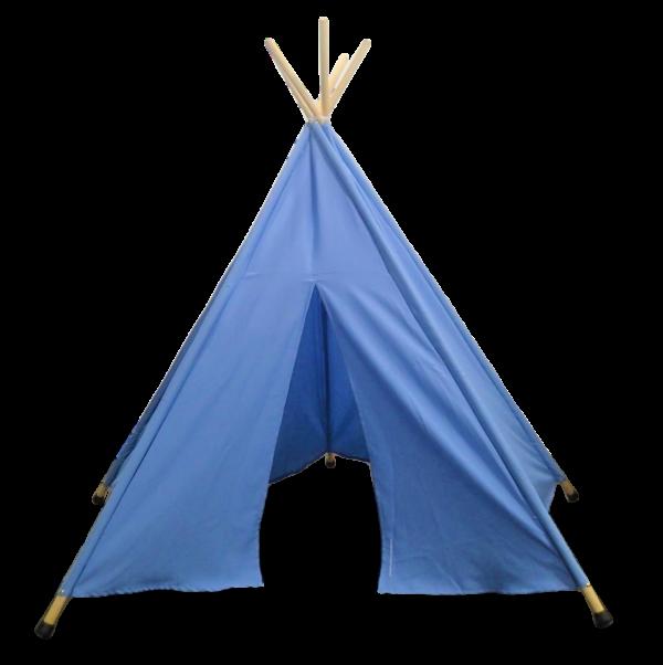 Sky Blue Teepee Tent