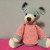Big Crocheted Bear