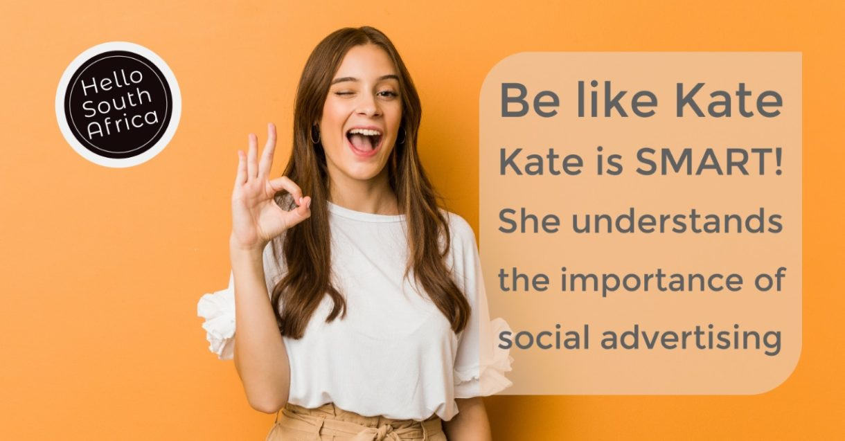 Be like Kate