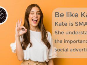 Be like Kate