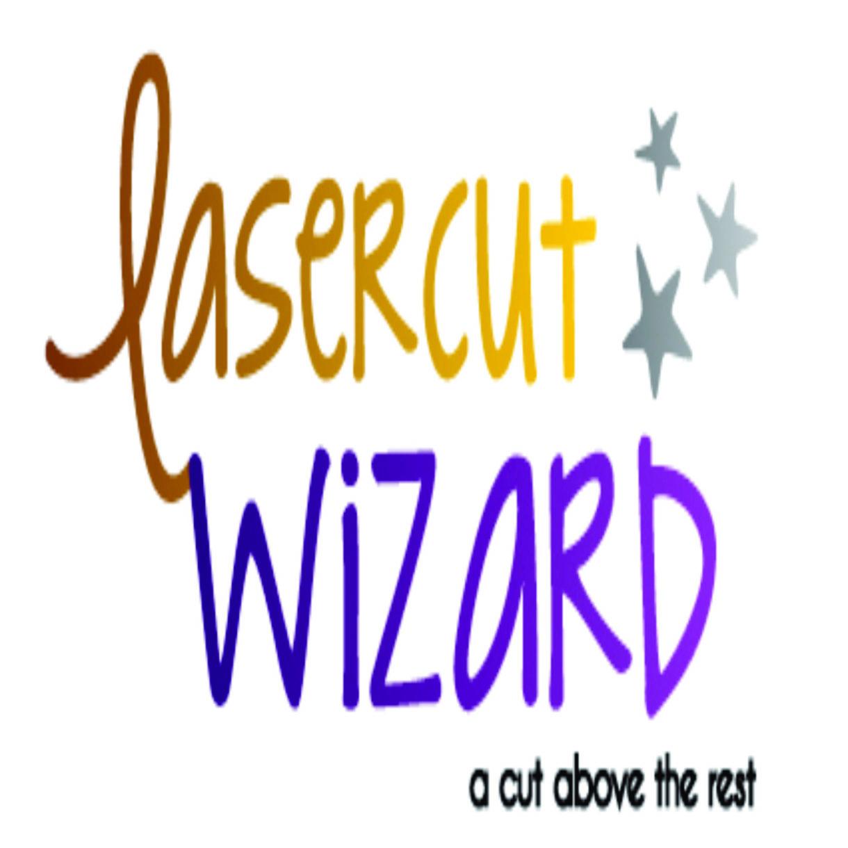 Laser Cut Wizard