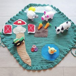 Farm Playmat