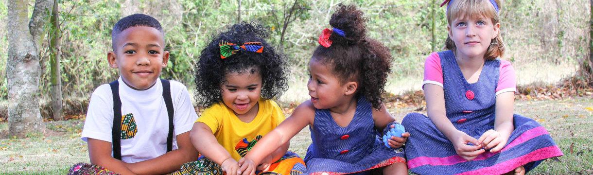 I Choose South Africa - Pikanini Kids