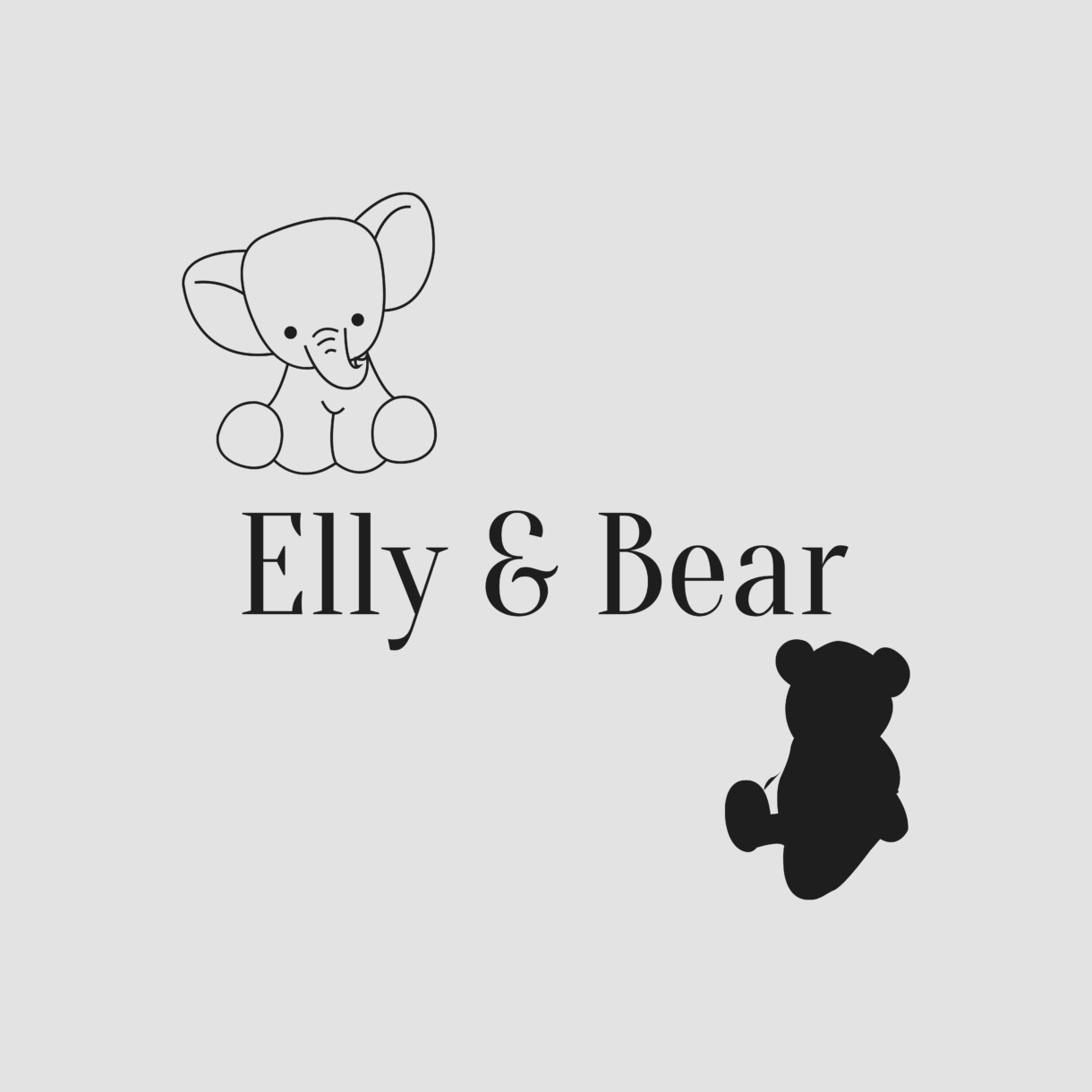 Elly and Bear