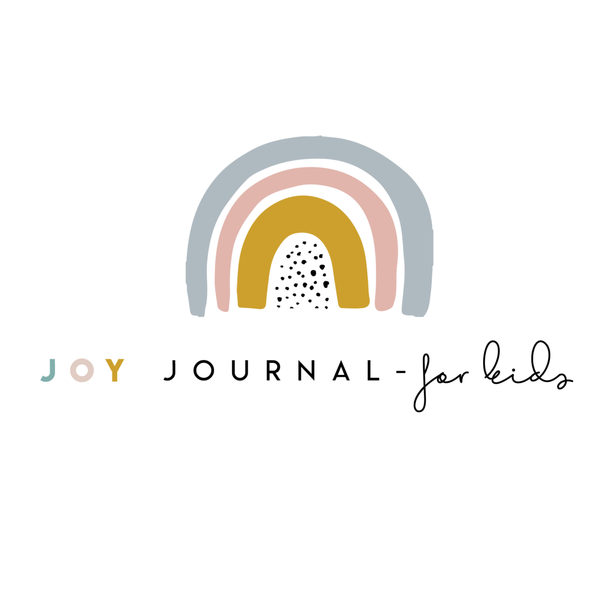 Joy journal for kids