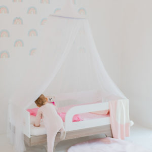 Lia Toddler Bed / Co-Sleeper