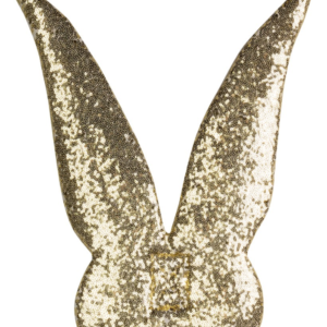 Gold Sparkly Angel Wings