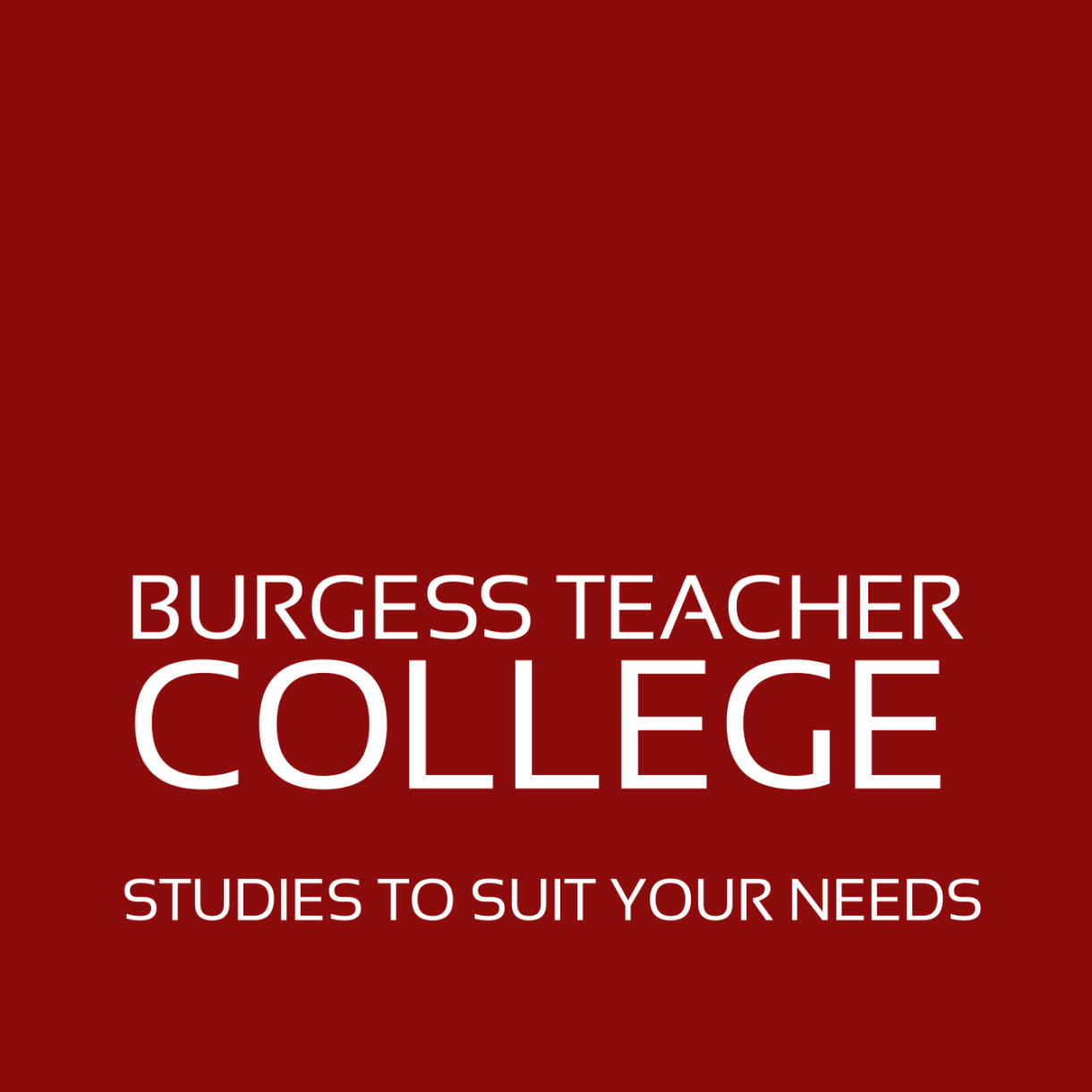Burgess Teacher College