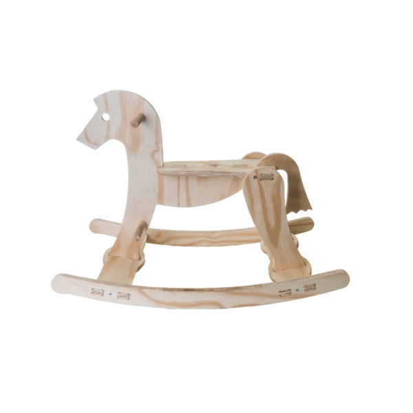 Squickle Rocking Horse