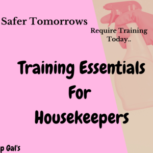 COVID19 Housekeepers Essential Training