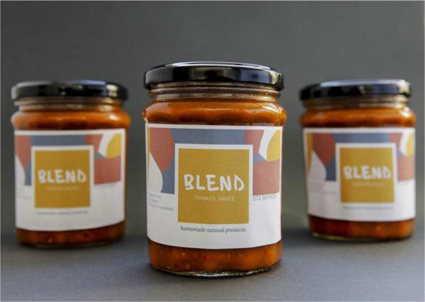 Blend Tomato Sauce