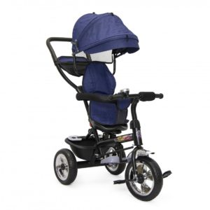 Nuovo Stages Stroller Tricycle in Navy