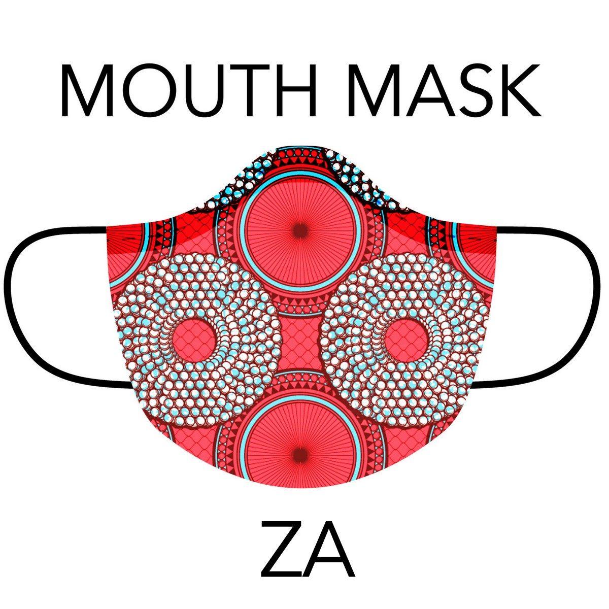 Mouth Mask ZA