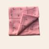 Baby Pink Muslin Blanket