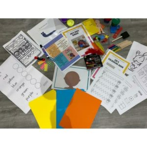 Activity Box for 2 - 3 Year Olds