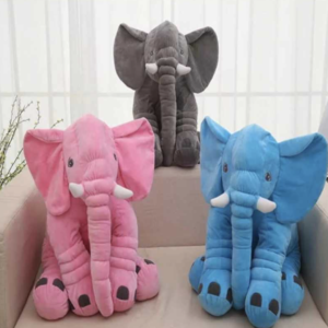 Elephant Doll/Pillow