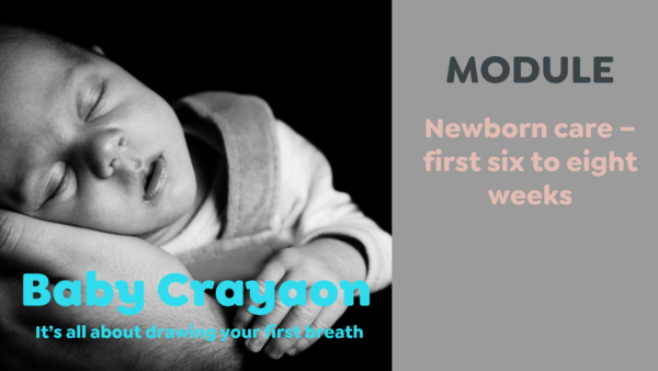 Newborn and infant Course