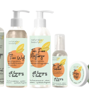 Naturals Beauty Teen Face Care Kit