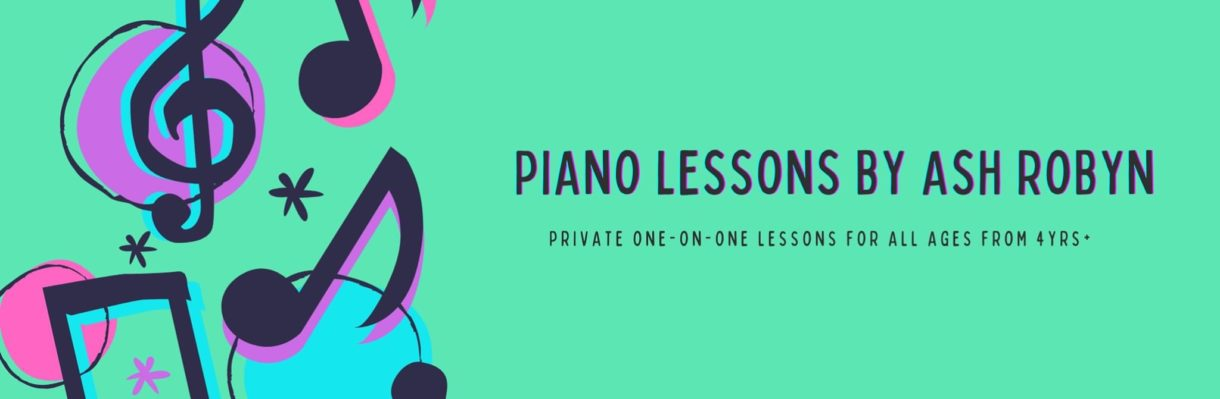 Piano Lessons by Ash Robyn