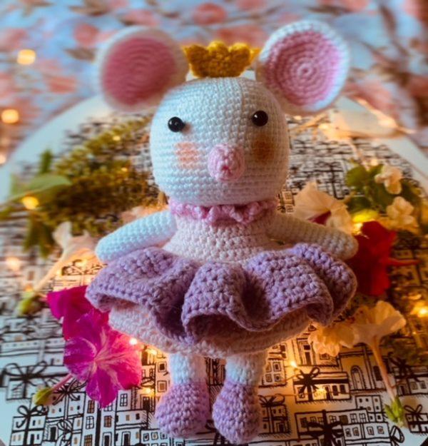 Lula, the Princess Mouse