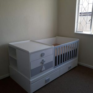 5in1 convertible cot (Basic)