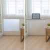 SpaceSave Fold Down Wall Mounted Desk