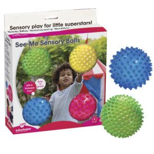 see me sensory balls